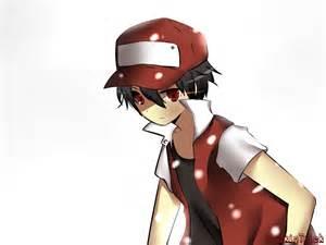 red pokemon trainer vest images