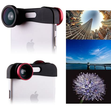 iphone wide angle lens 3in1 fisheye wide angle macro lens zoom for 2414