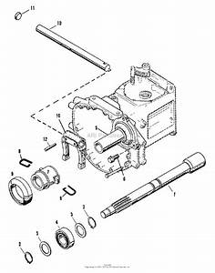Simplicity 2097229 - 5020  Compact Diesel Tractor Parts Diagram For Clutch
