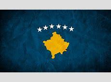 1 Flag of Kosovo HD Wallpapers Hintergründe Wallpaper