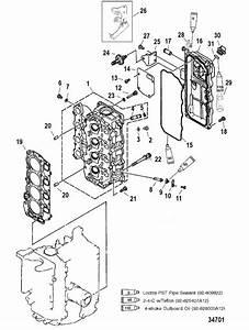Mercruiser 3 0 4 Cylinder Engine