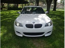 Sell used 2006 BMW M5,50 V10,500HP,White on Black,Low