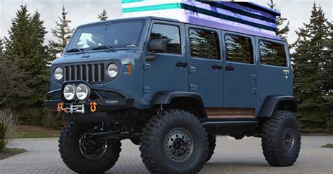 jeep cabover for sale 10 tricked out adventure cers you 39 re gonna wish you owned