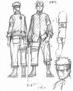 The Last -Naruto the Movie- Character Designs & Visual ...