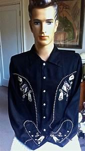 Style Rockabilly Homme : rockabilly vintage ann es 50 style gabardine veste par dukeclothing garde robe pour homme ~ Dode.kayakingforconservation.com Idées de Décoration