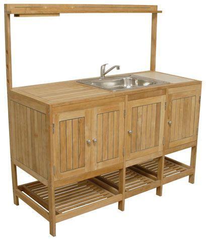 outdoor kitchen sink cabinet storage outdoor kitchens pinterest