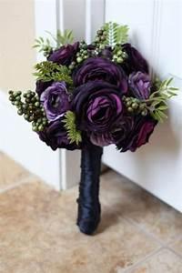 Best Dark Flowers For Your Statement Wedding Bouquet ...