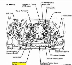 I Am Looking For My Air Temperature Sensor In My 1993