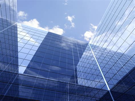 building background abstract glass building psdgraphics
