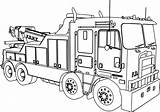 Coloring Truck Fire Kenworth Pages Wrecker Simple Police Printable Lego Getdrawings Engine Astonishing Sheets Getcolorings Chainsaw Extraordinary Monster Colorings sketch template