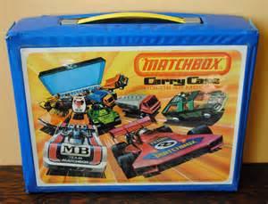 Matchbox Car Carrying Case