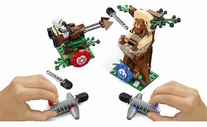 Lego Endor Assault Wars Battle Action
