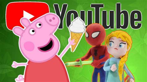 Youtube Kids Cartoons Finally Being Taken Care Of