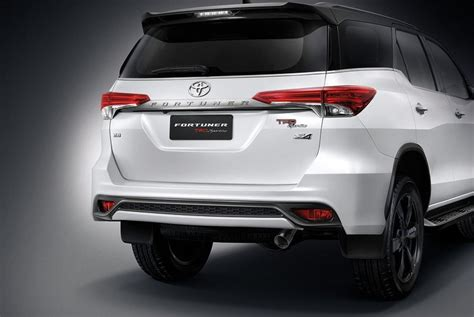 toyota launches racing developed fortuner pictures
