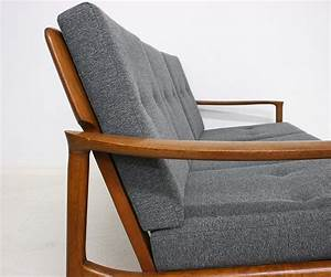 Dänisches Design Sofa : vintage sofa d nisches design aus den 60er jahre schweiz ~ Indierocktalk.com Haus und Dekorationen