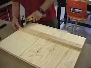 Scie à Ruban : construction d 39 une table pour scie ruban youtube ~ Edinachiropracticcenter.com Idées de Décoration