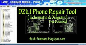 Dzkj Phone Repair Tool   Schematic  U0026 Diagram   Latest Free