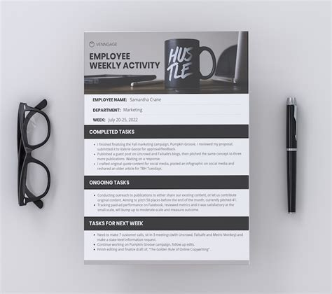 essential business report templates venngage