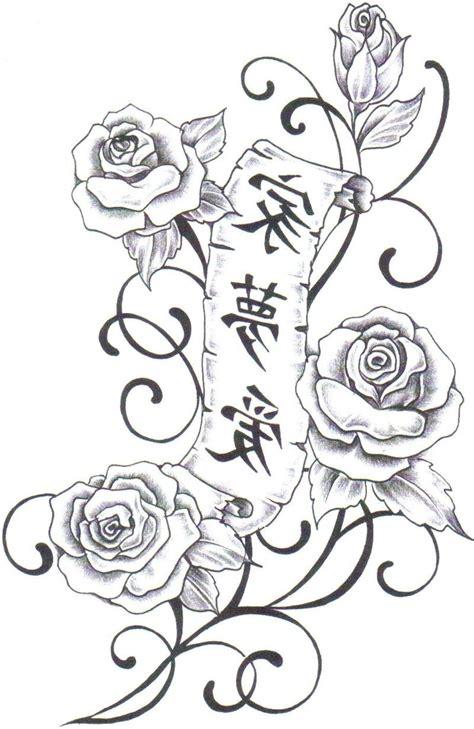 Muster Blumenranke Einfach by Blumenranken 20 Sch 246 Ne Vorlagen F 252 R Diverse