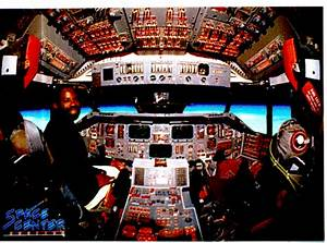 Related Keywords & Suggestions for inside space shuttle ...