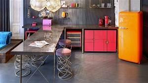 Deco Industrielle Atelier : d co loft style industriel 12 id es au top c t maison ~ Teatrodelosmanantiales.com Idées de Décoration