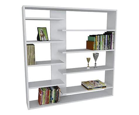 libreria magenta magenta home libreria con 9 ripiani handy bianco
