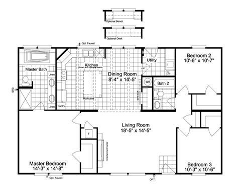 modular home floor plans modular homes