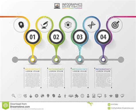 Timeline Infographics Design Template With Numbers. Stock Vector Pengertian Flowchart Paperwork Aktivitas Produksi Purchasing Inventory Flow Chart Of Sausage Production Penjelasan Sistem Penjualan Kredit Brainly Perulangan Rum