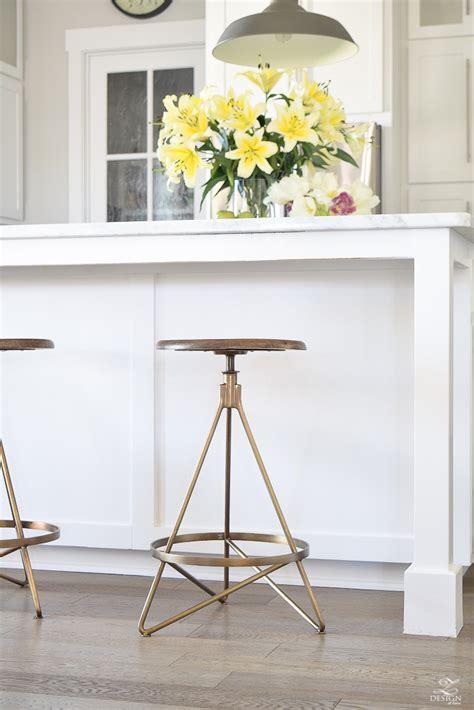 kitchen island bar stools the best modern farmhouse bar stools an update on mine
