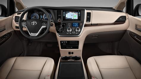 2017 Toyota Sequoia New Design Interior 2