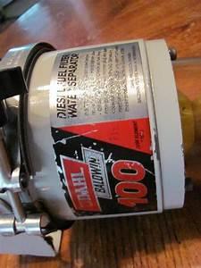 Find Dahl Water Separator  Model 100