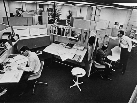 invented  cubicle