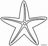 Starfish Coloring Pages Printable Drawing Cool2bkids Star Sea Ocean Surfboard Animals Clip Printables Getdrawings Preschool Clipartmag Super Getcolorings Popular Powered sketch template