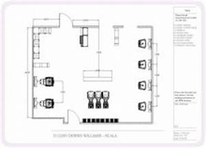 dennis williams hair beauty salon planning and fitting With hair salon floor plans download