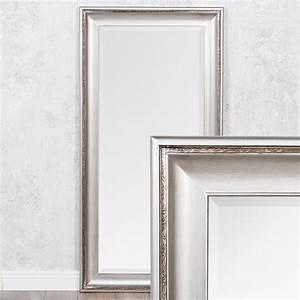 Wandspiegel Barock Silber : spiegel copia 100x50cm silber antik wandspiegel barock 6686 ~ Whattoseeinmadrid.com Haus und Dekorationen