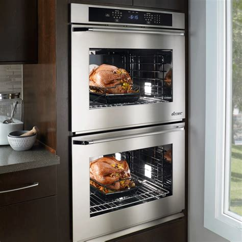 Dacor RNO227 27 Inch Double Electric Wall Oven with 45 cu
