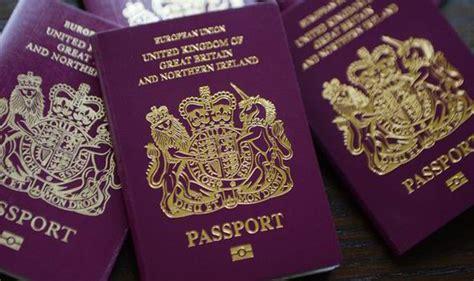 fresh travel chaos  tories admit emergency passports