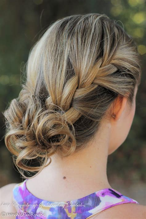 Hairstyles With Braids For fishtail braid makeup hair and nails braids hair