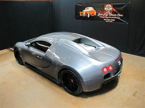 Your k Veyron Replica Is Here