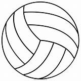Volleyball Coloring Pages Drawing Kalle Aatami Ultra sketch template