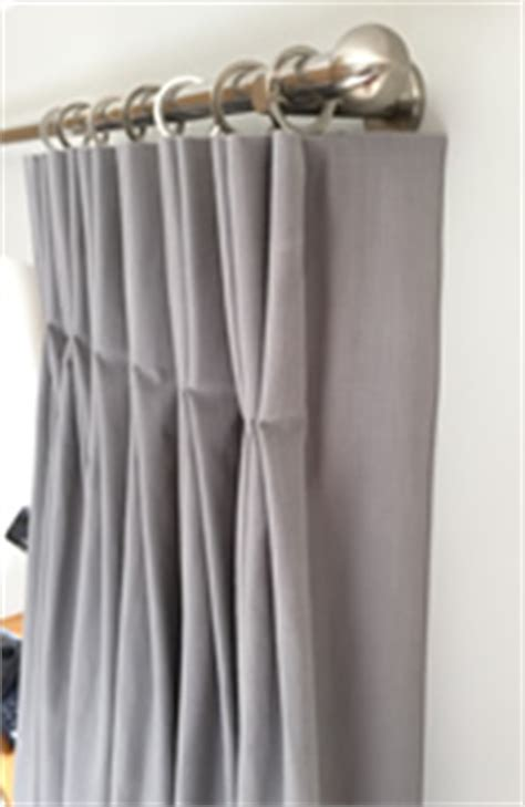 lined pleat pinch pleat curtain calculate