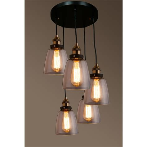 glass pendant kitchen lights cluster glass pendant light fixture tequestadrum 3808