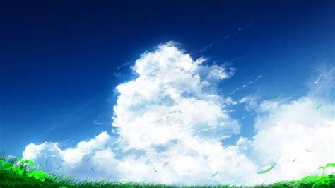 gambar awan siang hari  wallpaper teahubio
