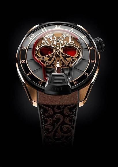 Skull Hyt Maori Watches Rose Axl Roses