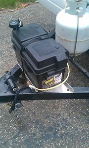1996 Coleman Sun Valley Battery Hook Up