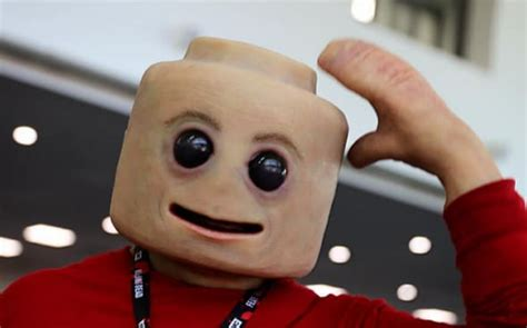 This Terrifying Lego Cosplayer Is Freaking Out The Internet