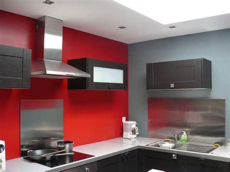 peinture pour la cuisine peindre une cuisine cuisine deco peinture img2 deco