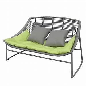 Gartenmöbel Modern Design : gartenset siesta 4 teilig metall kunststoff ~ Markanthonyermac.com Haus und Dekorationen