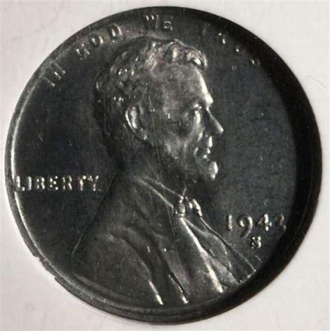 1943 silver wheat 1943 zinc penny lincoln wheat 1909 1958 ebay