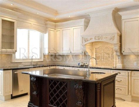 Custom Kitchen Hoods Toronto   Designer Decorative Stone